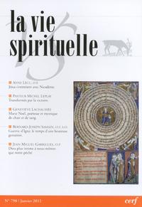 LA VIE SPIRITUELLE N  798