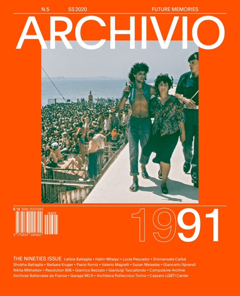 ARCHIVIO N  05  THE NINETIES ISSUE