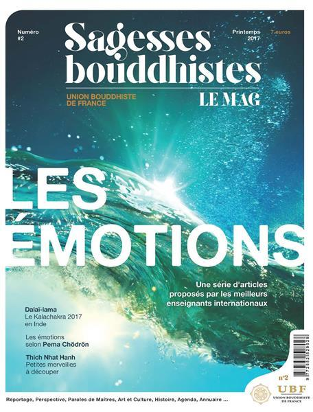 SAGESSES BOUDDHISTES : LES EMOTIONS N 2