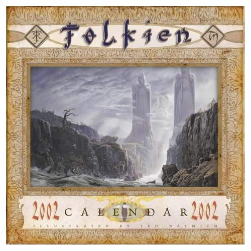 LORD OF THE RINGS :CALENDAR 2002