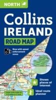 IRELAND ROAD MAP SHEET 1 NORTH