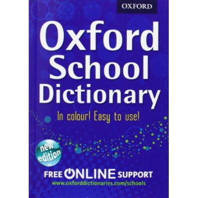 OXFORD POCKET SCHOOL DICTIONARY NOUVELLE EDITION