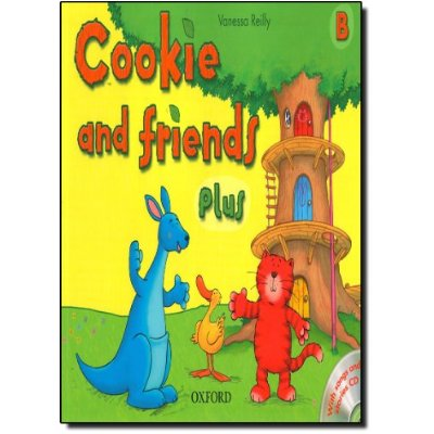 COOKIE AND FRIENDS B: PLUS PACK (CLASSBOOK + CD-ROM + FLASHCARDS + PUPPET)