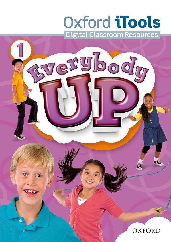 EVERYBODY UP 1: ITOOLS CD-ROM