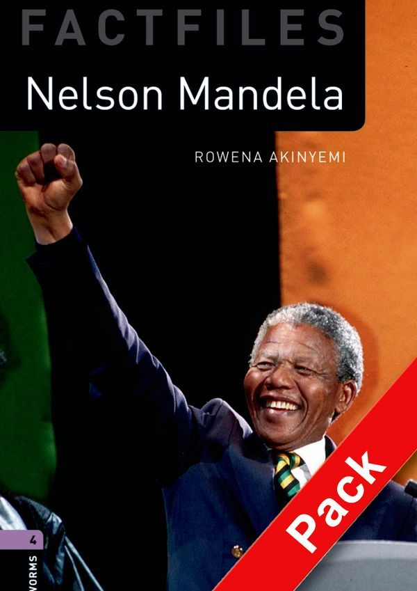OBWL 3E LEVEL 4: NELSON MANDELA FACTFILE AUDIO CD PACK