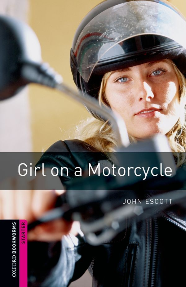 OBWL 2E STARTER: GIRL ON A MOTORCYCLE