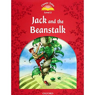 CLASSIC TALES SECOND EDITION 2: JACK AND THE BEANSTALK WITH BOOK AND AUDIO MULTIROM