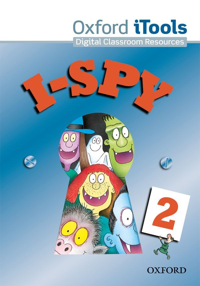 I-SPY 2: TEACHER'S ITOOLS DVD-ROM
