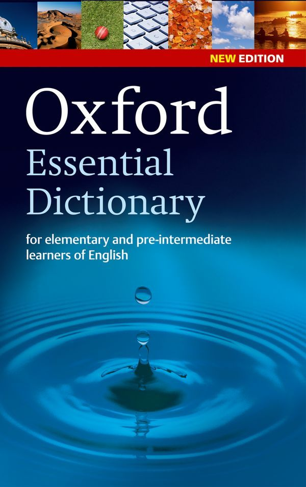 OXFORD ESSENTIAL DICTIONARY 2ND EDITION DICTIONARY