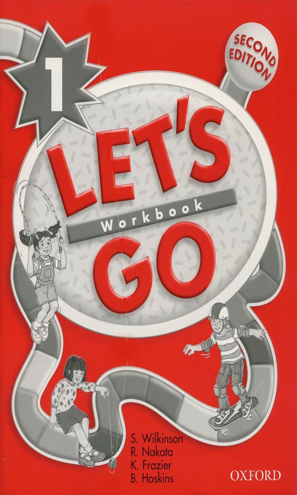 LET'S GO, SECOND EDITION LEVEL 1: WORKBOOK