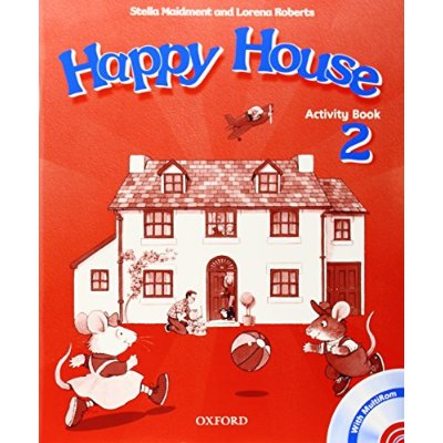 HAPPY HOUSE 2: ACTIVITY BOOK AND MULTIROM PACK