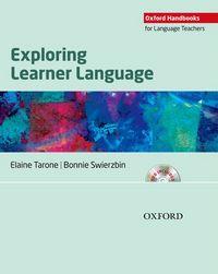 OHLT: EXPLORING LEARNER LANGUAGE: A WORKBOOK FOR TEACHERS PACK