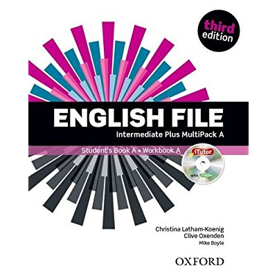 ENGLISH FILE 3RD EDITION INTERMEDIATE PLUS: MULTIPACK A PACK