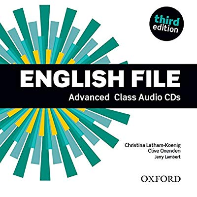 ENGLISH FILE, 3RD EDITION ADVANCED: CLASS AUDIO CD (5)