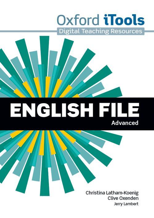 ENGLISH FILE 3RD EDITION : ADVANCED. ITOOLS