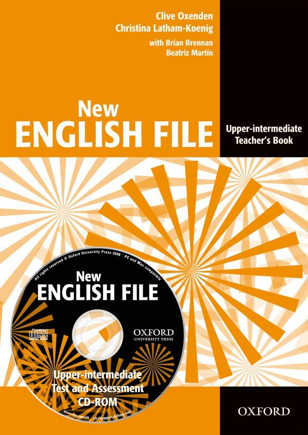 NEW ENGLISH FILE UPPER-INTERMEDIATE: TEACHER'S BOOK AND TESTS RESOURCE CD PACK