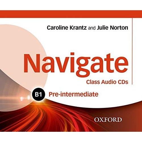 NAVIGATE PRE-INTERMEDIATE B1 CLASS AUDIO CD (3)