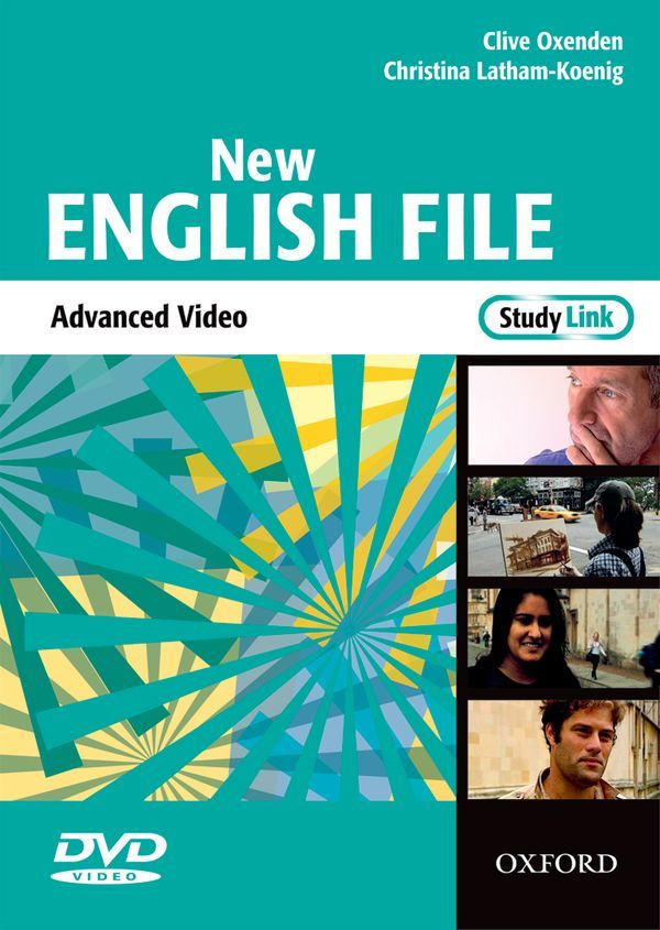 NEW ENGLISH FILE ADVANCED: DVD