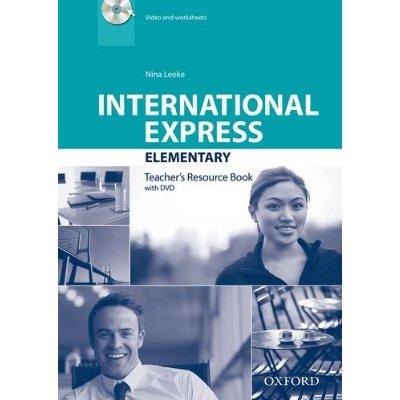 INTERNATIONAL EXPRESS THIRD EDITION: ELEMENTARY TEACHER'S RESOURCE BOOK PACK