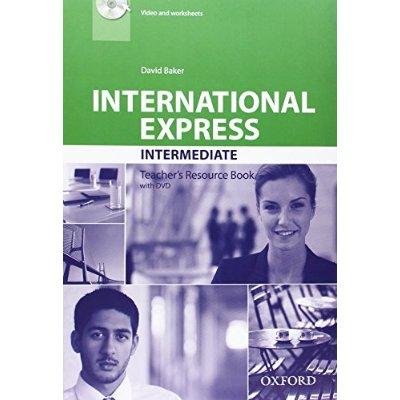 INTERNATIONAL EXPRESS THIRD EDITION: INTERMEDIATE TEACHER'S RESOURCE BOOK PACK