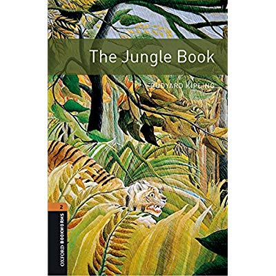OXFORD BOOKWORMS LIBRARY: LEVEL 2:: THE JUNGLE BOOK AUDIO PACK (MP3)