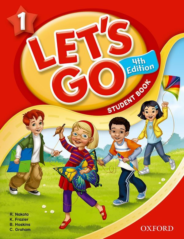 LET'S GO 4TH EDITION 1: STUDENT BOOK