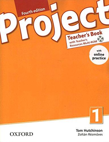 PROJECT: LEVEL 1. TEACHER'S BOOK PACK 4/E (PACK)