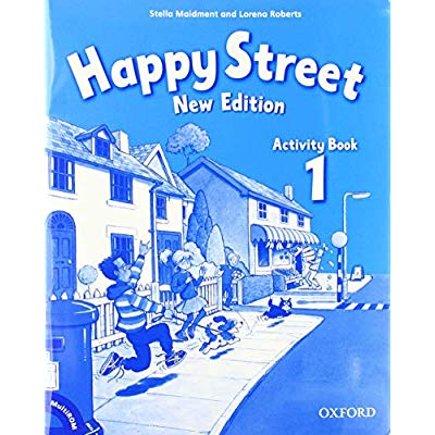 HAPPY STREET: 1. ACTIVITY BOOK (PAPERBACK)