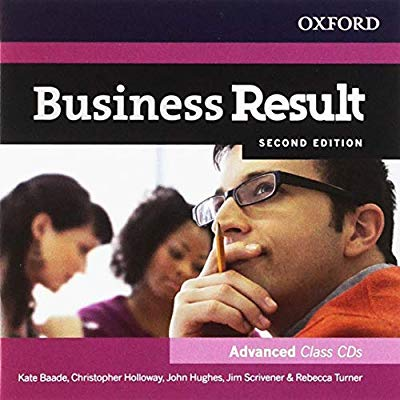 BUSINESS RESULT 2ND EDITION: ADVANCED. CLASS AUDIO CD
