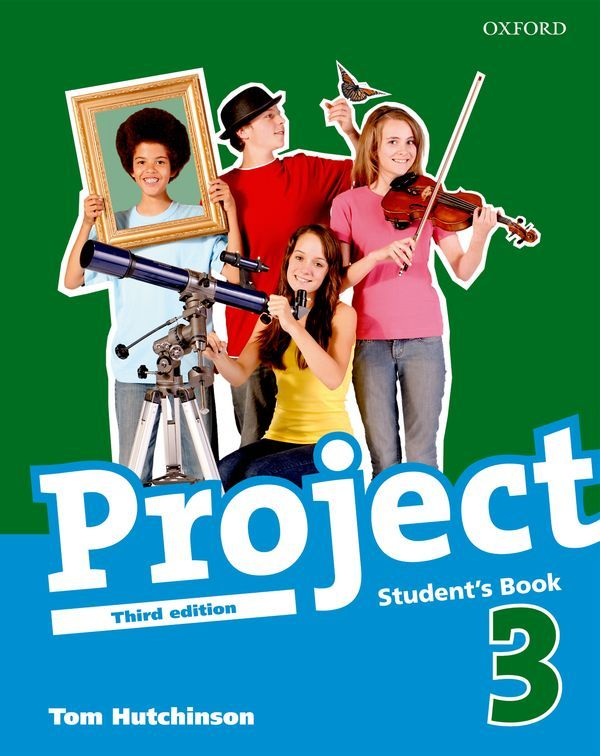 PROJECT THIRD EDITION 3: STUDENT'S BOOK