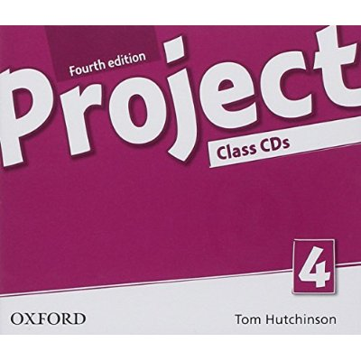 PROJECT FOURTH EDITION 4 CLASS AUDIO CD'S