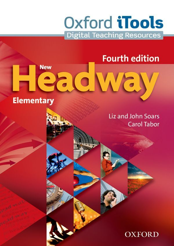 NEW HEADWAY 4TH EDITION ELEMENTARY TEACHER'S ITOOLS DVD-ROM