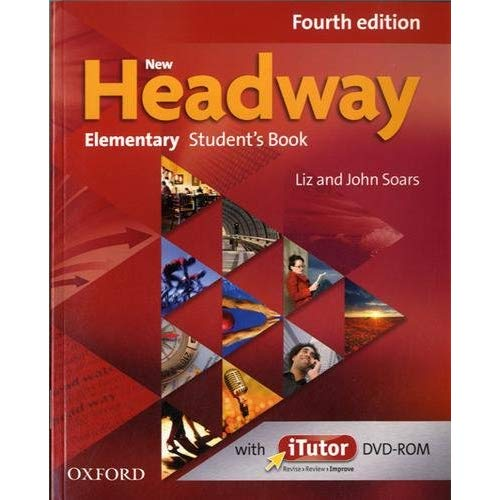 NEW HEADWAY, 4TH EDITION ELEMENTARY STUDENT 'S BOOK 2019 EDITION