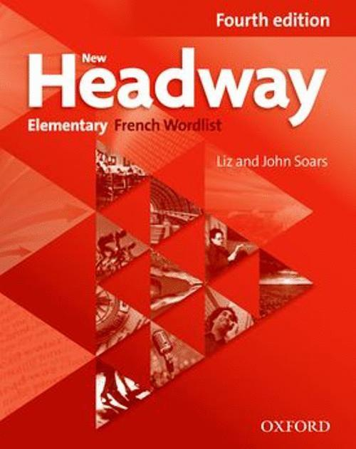 NEW HEADWAY ELEMENTARY 4E FRENCH WORKBOOK PACK