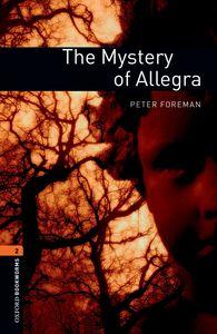 OBWL 3E LEVEL 2: THE MYSTERY OF ALLEGRA