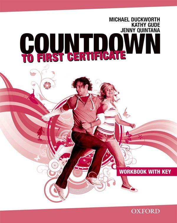 COUNTDOWN TO FIRST CERTIFICATE, NEW EDITION WORKBOOK WITH KEY AND STUDENT'S AUDIO CD PACK