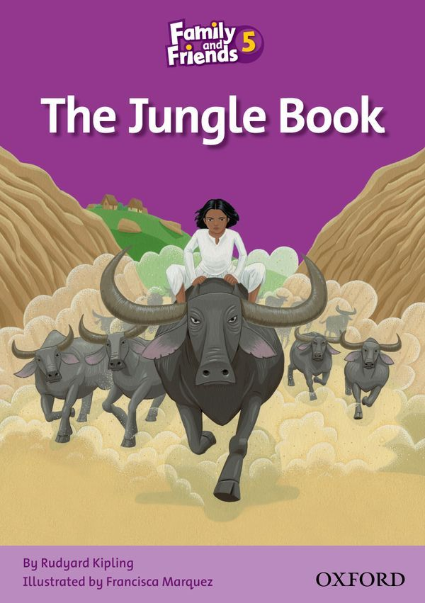 FAMILY & FRIENDS 5: READER A: THE JUNGLE BOOK