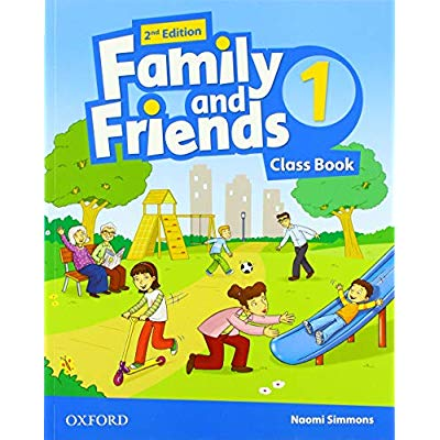 FAMILY AND FRIENDS: LEVEL 1: CLASS BOOK PACK 2019 EDITION