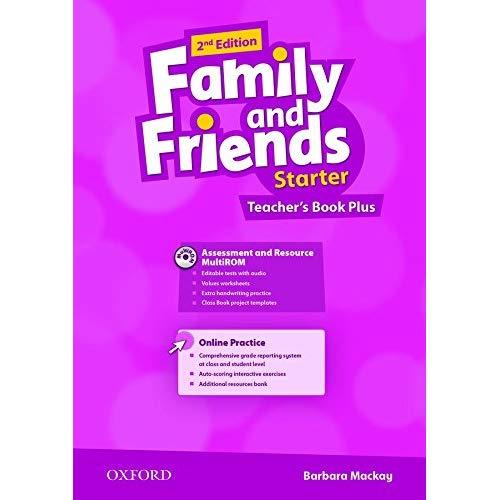 FAMILY AND FRIENDS: STARTER. TEACHER'S BOOK PACK 2/E (PACK)
