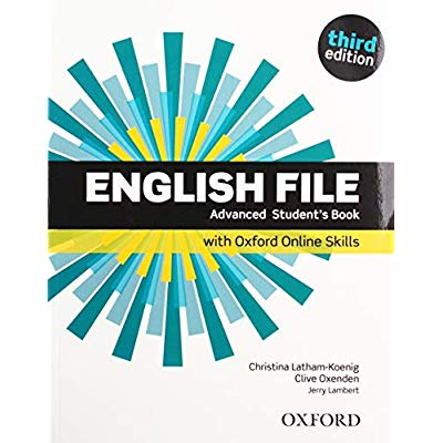 ENGLISH FILE 3RD EDITION: ADVANCED: STUDENT'S BOOK WITH OOSP PACK 2019 EDITION