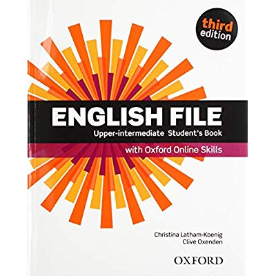 ENGLISH FILE 3RD EDITION: UPPER-INTERMEDIATE. STUDENT'S BOOK WITH OOSP PACK 2019 EDITION