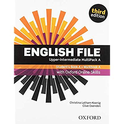 ENGLISH FILE 3RD EDITION: UPPER-INTERMEDIATE STUDENT'S BOOK WITH OOSP A MULTIPACK 2019 EDITION