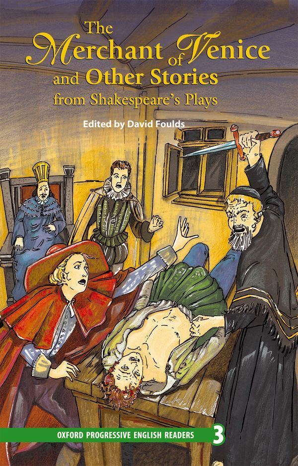 OPER NEW EDITION 3: THE MERCHANT OF VENICE AND OTHER STORIES FROM SHAKESPEARE'S PLAYS