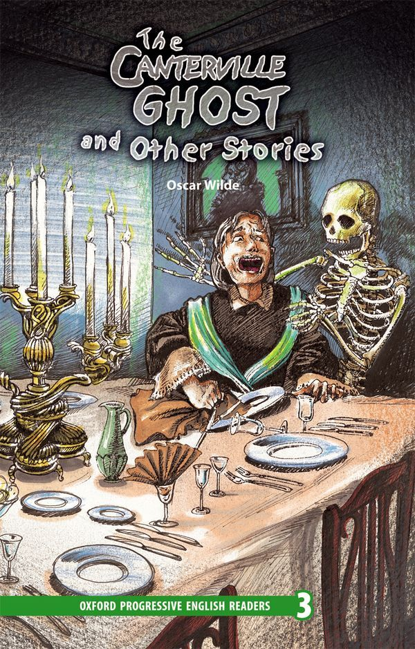 OPER NEW EDITION 3: THE CANTERVILLE GHOST AND OTHER STORIES