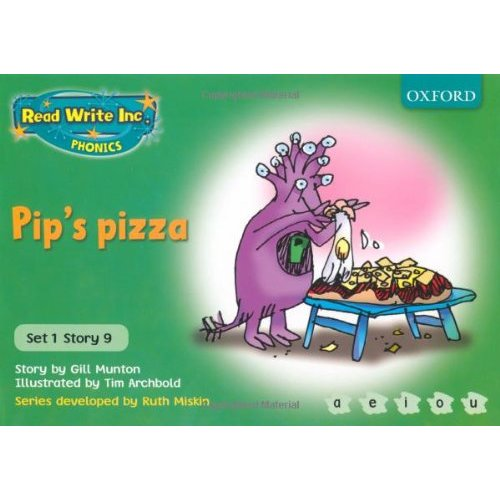 PIP'S PIZZA - GREEN 1