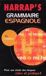 HARRAP'S GRAMMAIRE ESPAGNOLE N.E