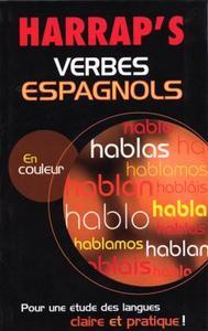 HARRAP'S VERBES ESPAGNOLS N.E