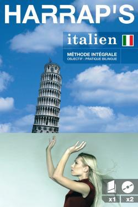 HARRAP'S METHODE ITALIEN LIVRE + 2 CD