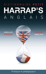 HARRAP'S PETIT ANGLAIS FRANCAIS
