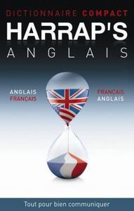 HARRAP'S COMPACT ANGLAIS FRANCAIS
